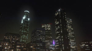 GTA Online - City Lights by MaisyDaydream