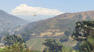 GTA Online - Tongva Hills by MaisyDaydream