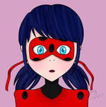 Random Miraculous Ladybug Fan Comic Panel by MaisyDaydream