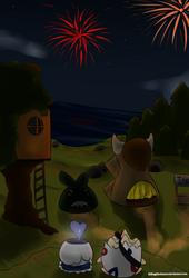 Tao Fireworks by FBSchin