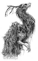kudlaty Porozak by YLULY-INK