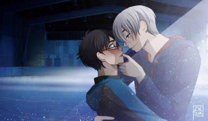 Yuri on Ice by Ziksua