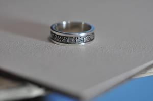 Skyrim ring by Worldofjewelcraft