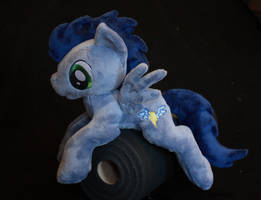 Soarin Shoulderpony for Sale by Siora86