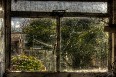 Window HDR by DemonsWrathPhotos
