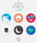 Quantum Dots - Android Icon Pack by link6155