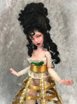 ROCOCO MINIATURE DOLLHOUSE BJD DOLL BY SUTHERLAND by SutherlandArt