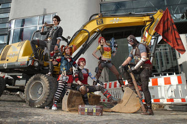 Welcome to Opportunity, Kiddo's [Borderlands 2] by Saerithi
