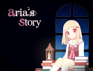 Aria's Story [Title Screen] by TheSoundOfFreedom
