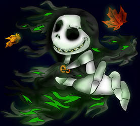 Happy Hallow e'en07 by Ladybirdbuzz