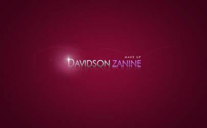 Logo Davidson Zanine by misticdragon21