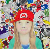 Self Portrait by Lexiathecat