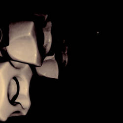in the dark by AMPhitheatre
