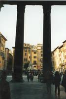 Rome by AMPhitheatre