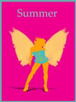 Summer Angel by AMPhitheatre