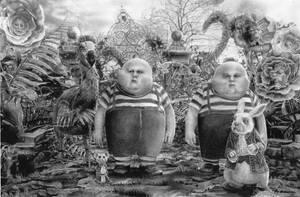 .:Wonderland:. by IrisBouman