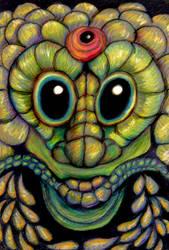 Reptilian by OluDeniz