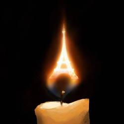 Pray For Paris by PunchingPandas