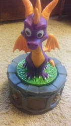 Spyro Incense Burner by Crush40Queen
