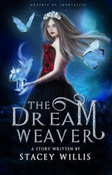 Dream Weaver Wattpad Bookcover by Auberginenqueen