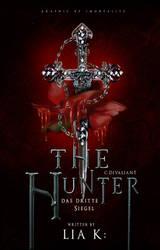 The Hunter - Wattpad Bookcover by Auberginenqueen