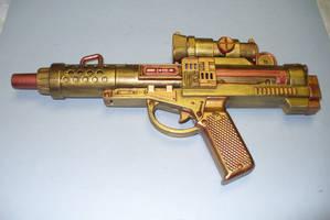 steampunk gun by Lucrezia888