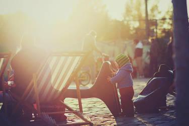 Sunshine Kid by noukka