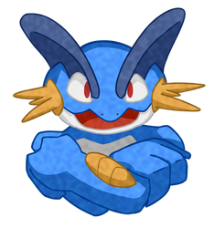 Current mood: Swampert by ezeqquiel