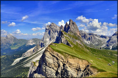 Dolomiti 5 by aeoneternal