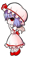 Chibi Remilia by Jakly