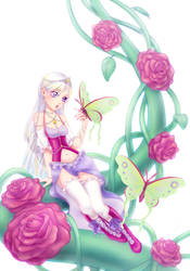 Elf Princess by Jakly