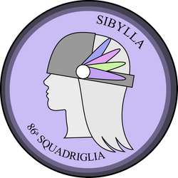 86th Fighter Flight 'Sibylla' Emblem by adimetro00