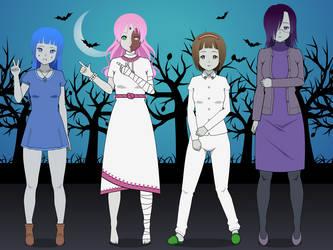 Spooky Month #13: Spooky Scary Zombies by adimetro00