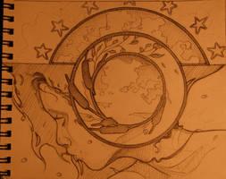 Sketch re-work by jart64