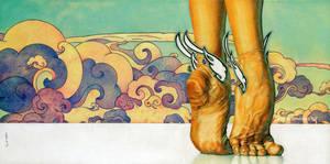 A Dancer's Feet by jart64