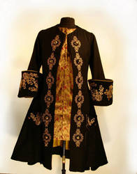 Pirate Frock Coat by martin-gill