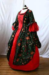 Renaissance Dress by martin-gill