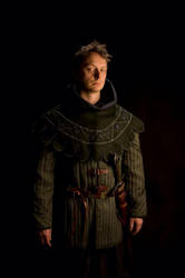 Medieval Hood and Gambesson 2 by martin-gill