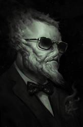 The McGregor Monster by gavinodonnell
