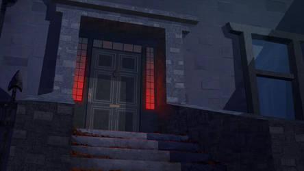 666 Hell Street by gavinodonnell