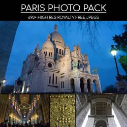 Paris Photo Pack by gavinodonnell