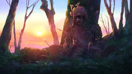 The Last Samurai by gavinodonnell