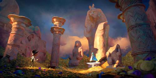King's Relic by gavinodonnell