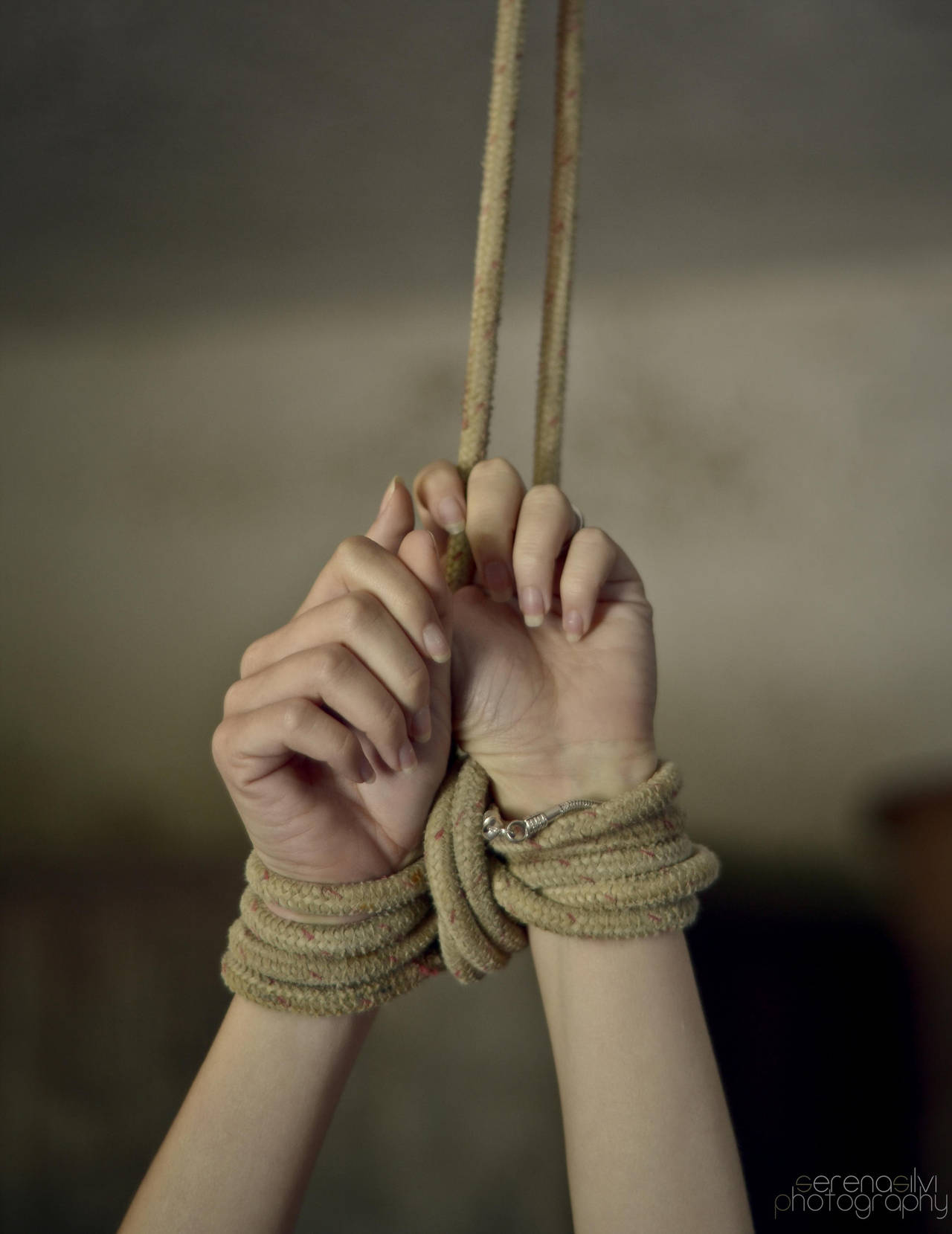 Tied Hands. by SerenaSilvi