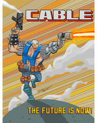 CABLE by Everth-Flores