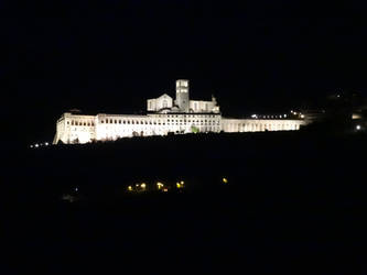 ASSISI BY NIGHT by Alhene88