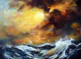 Storm by Mishelangello