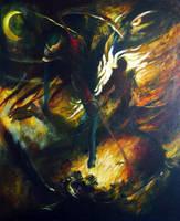 Black Knight by Mishelangello
