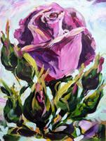 Roses by Mishelangello