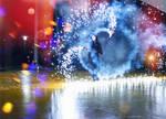 Firework fun by Mishelangello
